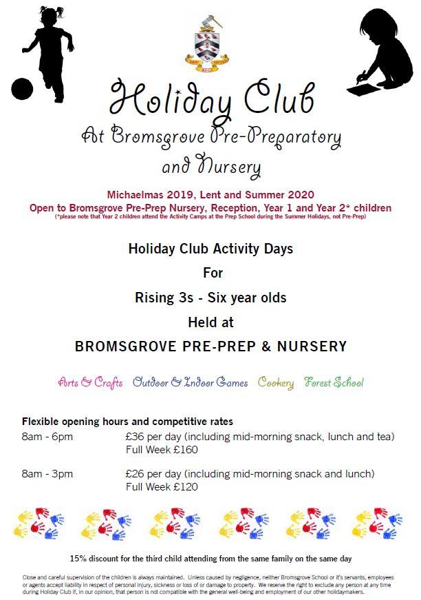 Day Camps International Summer School Bromsgrove School