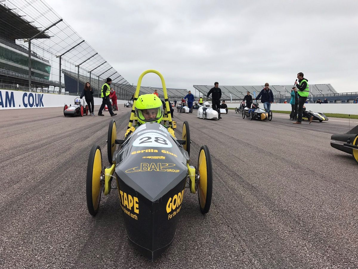 1st Placed Kitcar