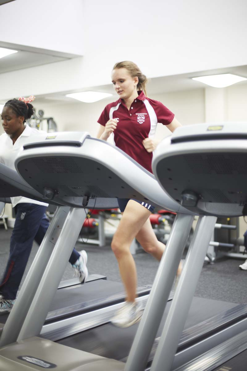 Fitness Centre and Sports Facilities