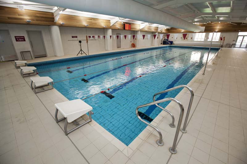 swimming academy information