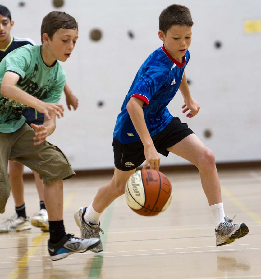 Activity Camps - Basketball