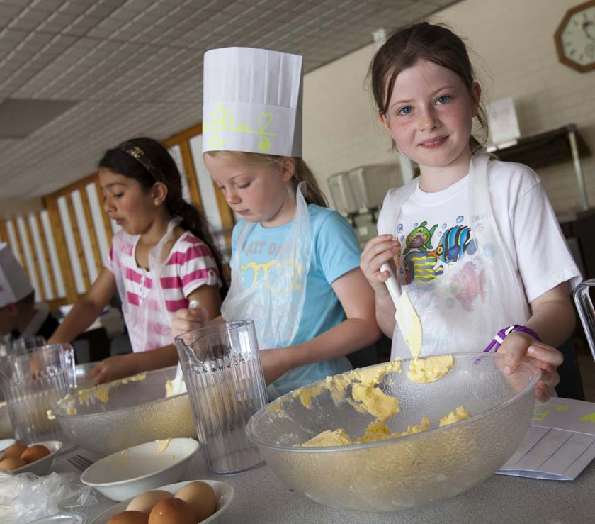 Activity Camps - Cookery