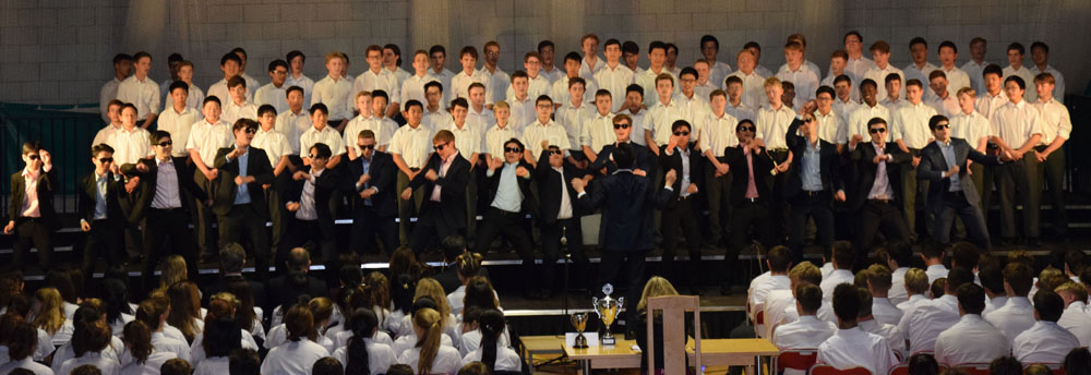 House Song 2016 - Elmshurst