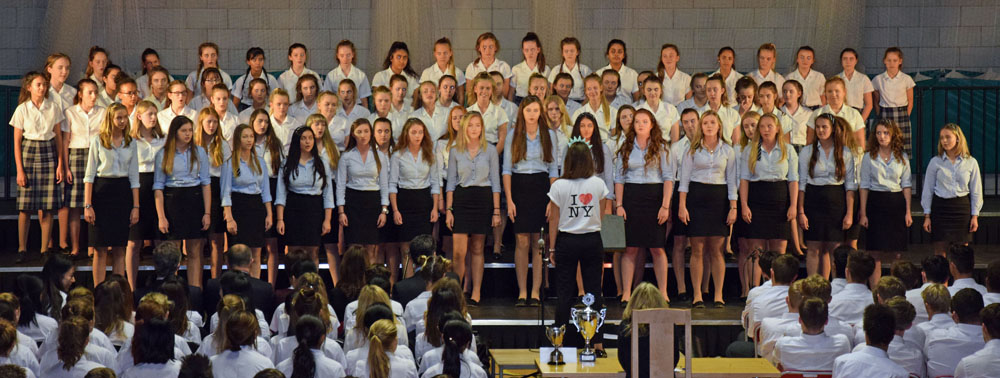 House Song 2016 - Hazeldene (Overall Winners)