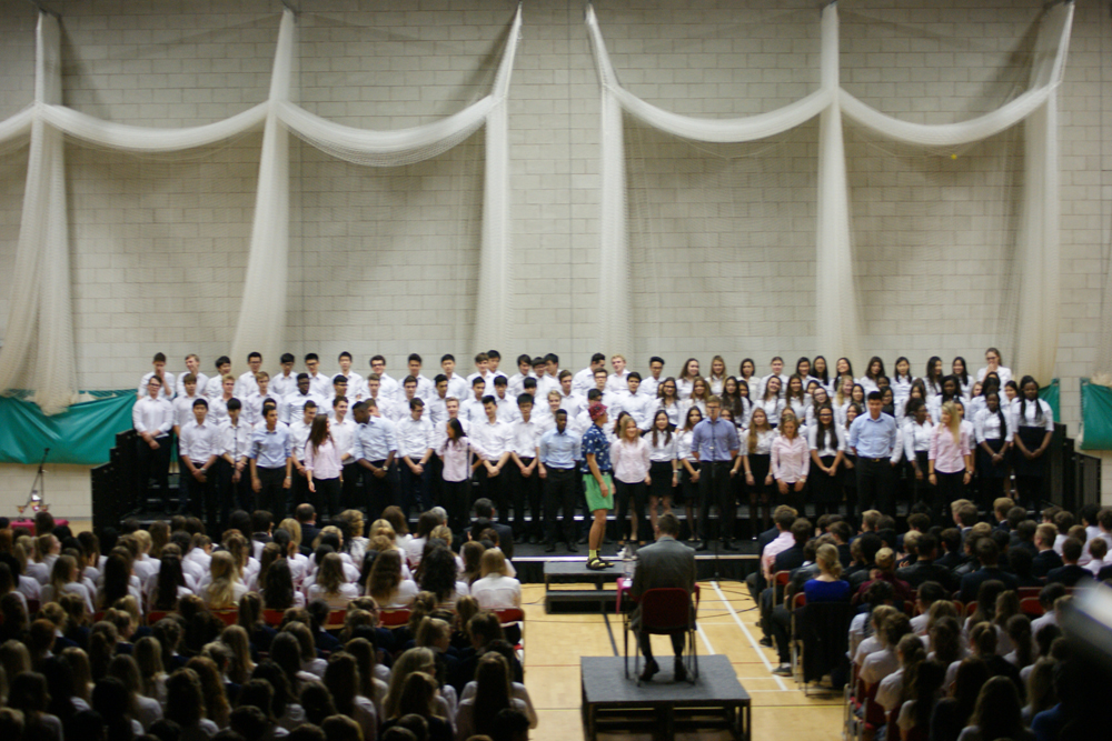 House Song 2015 - Housman Hall