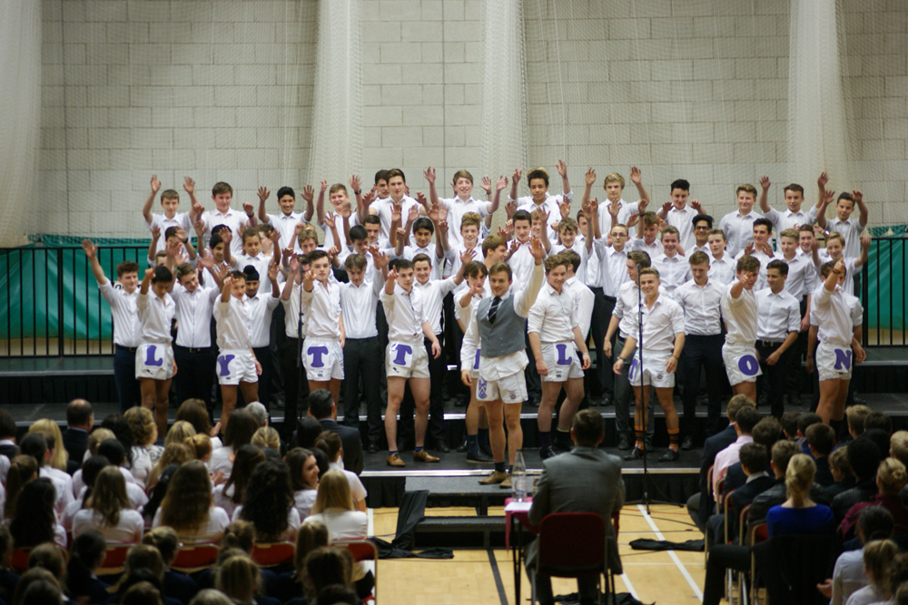 House Song 2015 - Lyttelton