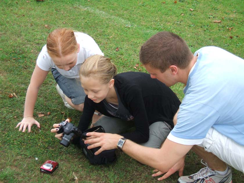Activity Camps - Photography