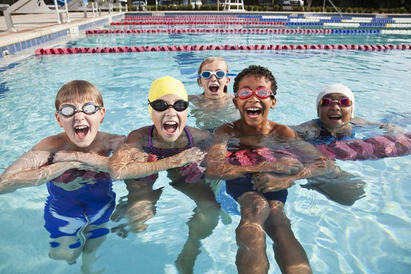 Activity Camps - Swimming