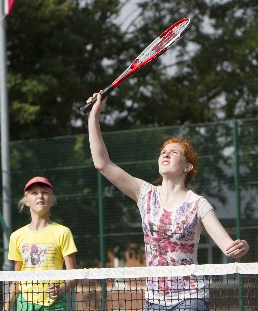 Activity Camps - Tennis