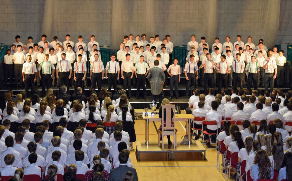House Song 2016 - Wendron-Gordon