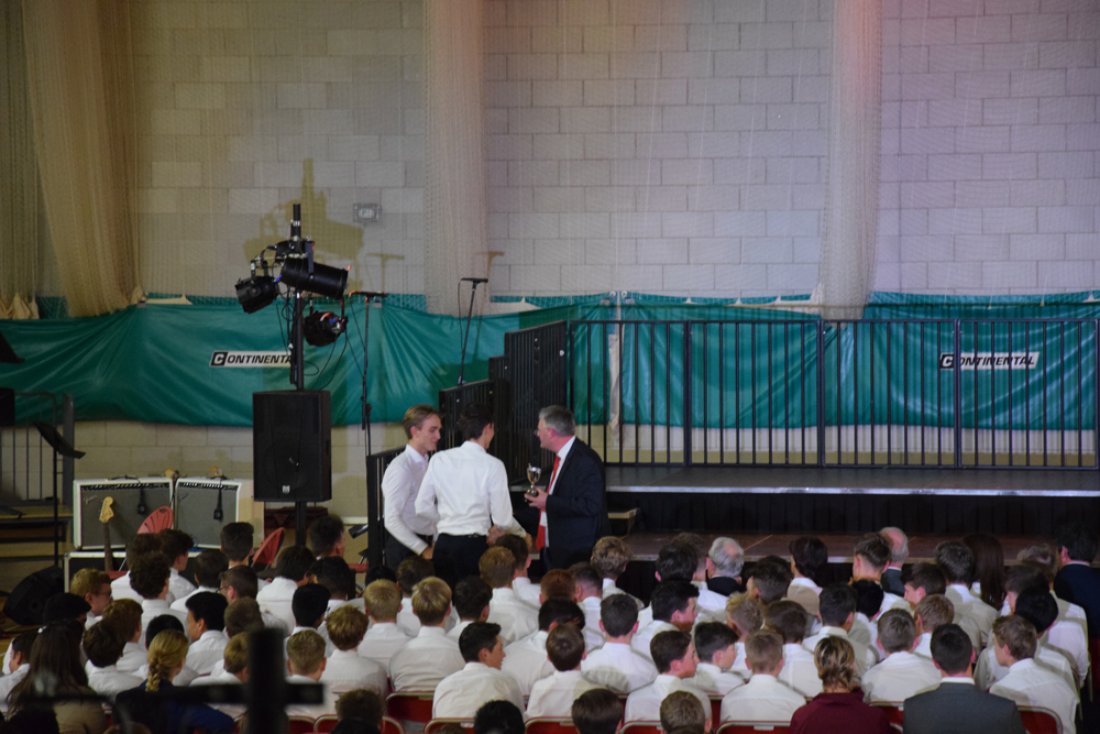 House Song 2017 - Runners up, Wendron-Gordon House